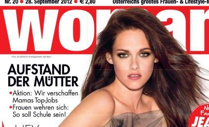 Kristen Stewart Gets Sexy
