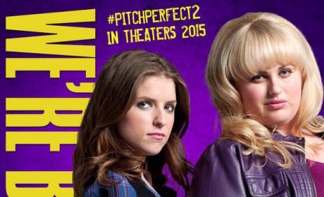 Pitch Perfect 2 Poster: Anna Kendrick and Rebel Wilson are Back!