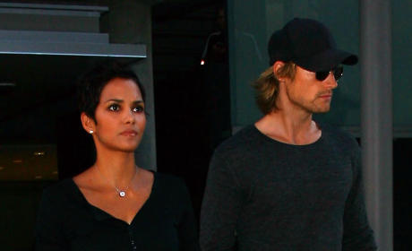 Halle Berry and Gabriel Aubry Clash Over Daughter's Tears, Race