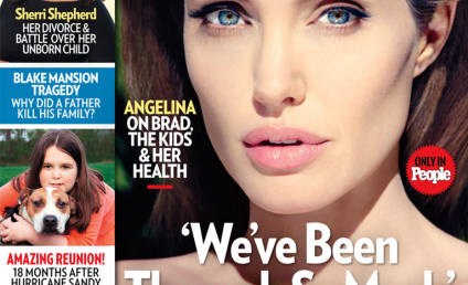 Angelina Jolie on Wedding Plans: It's Going to be Disney or Paintball!