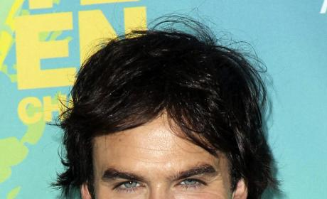Ian Somerhalder Discusses The Vampire Diaries, Gulf Recovery Efforts
