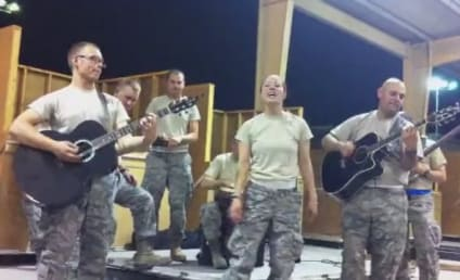 Rolling in the Awesome: Armed Service Personnel Cover Adele