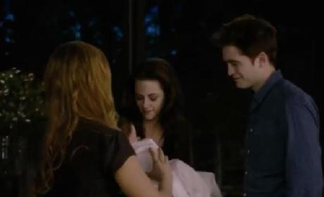 Breaking Dawn Part 2 Teaser: Born Not Bitten...