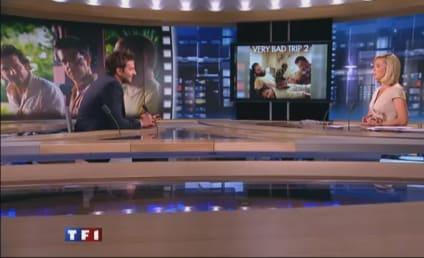 Bradley Cooper: Speaking French, Totally Nailing Olivia Wilde