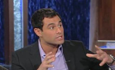 Jason Mesnick on Jimmy Kimmel Live