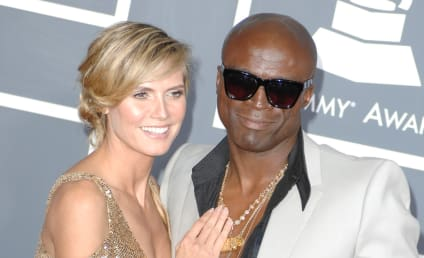 Heidi Klum and Seal Confirm It's Over; Singer's Temper Reportedly to Blame