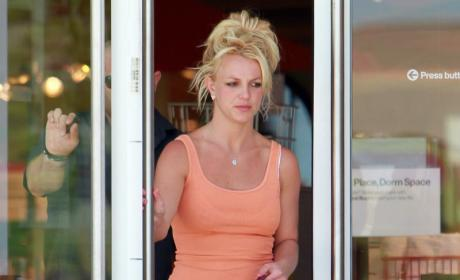 Ouch: Britney Spears Socked with $400K in Legal Bills