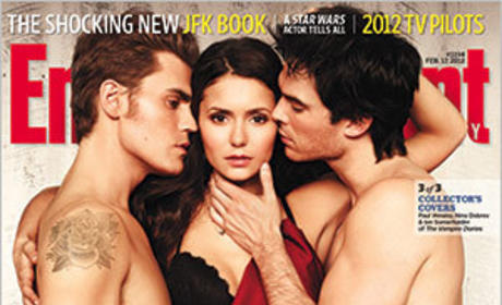 Clash of the Covers: The Vampire Diaries vs. True Blood