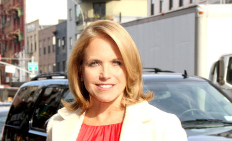 Katie Couric Wants Esquire Magazine to Bite Her