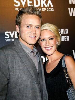 Mr. and Mrs. Spencer Pratt