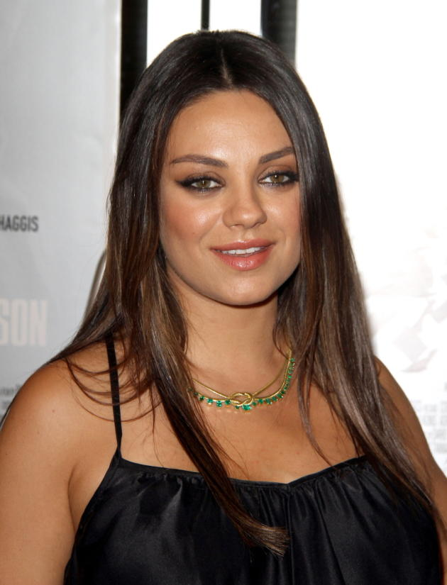 Mila Kunis: Pregnant on the Red Carpet