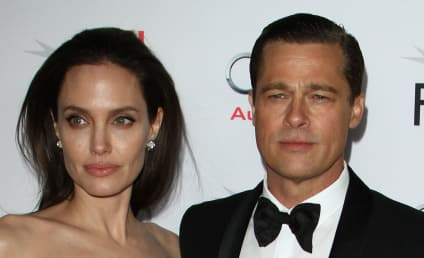 Brad Pitt and Angelina Jolie: STUNNING on The Red Carpet