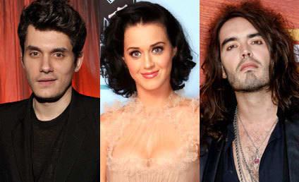 Russell Brand Nixed Katy Perry-John Mayer Hookup!