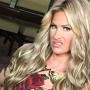 Kim Zolciak's Face
