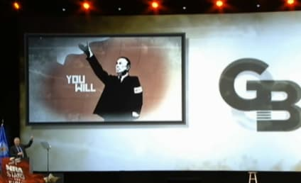 Glenn Beck Compares Michael Bloomberg to Hitler at NRA Convention