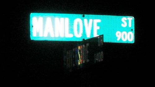Manlove St.