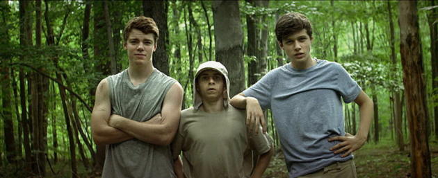 The Kings of Summer Boys