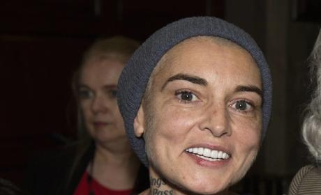 Sinead O'Connor BLASTS Family in Latest Facebook Rant