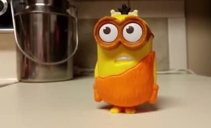 Are Foul-Mouthed McDonald's Minions Toys SWEARING at Kids?!