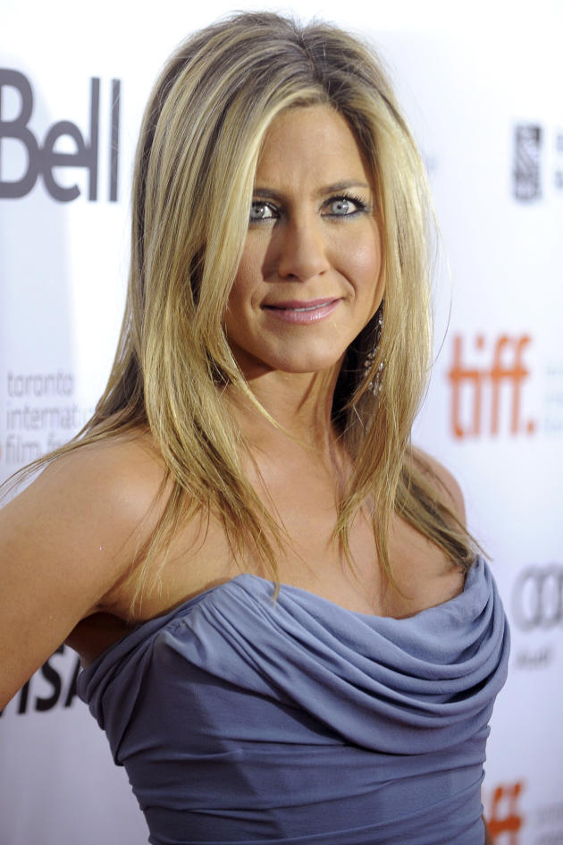 Jennifer Aniston Red Carpet Image