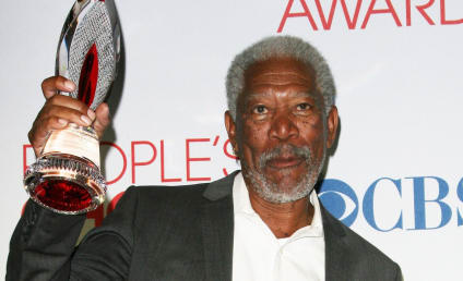 Morgan Freeman to Marry E'Dena Hines?