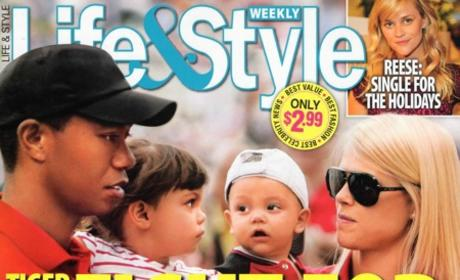 Tiger and Elin Woods: Renegotiating Prenup, Yeah!