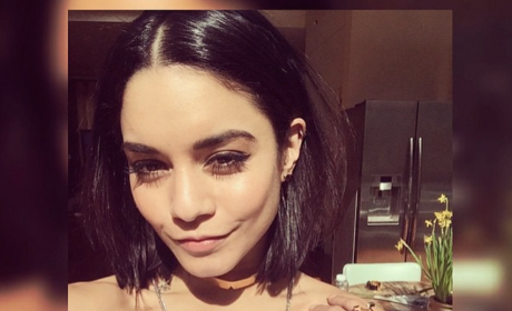 Vanessa Hudgens Bobs for a New Haircut: Love It or Loathe It?