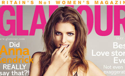 Anna Kendrick Sizzles in Glamour UK, Tries to Avoid Terrified Britney Spears Smile