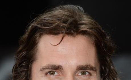 Christian Bale at Dark Knight Rises Premiere