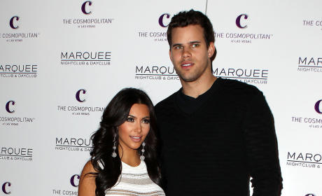Kim Kardashian and Kris Humphries: Don't Kall it a Rekonciliation ... Yet