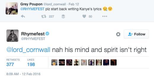 Rhymefest tweet about Kanye - 2