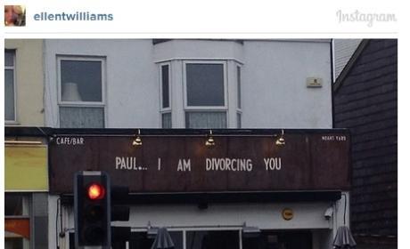 Woman Tells Cheating Husband She's Divorcing Him