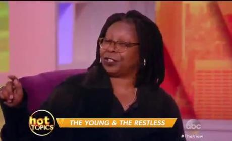 TMI Alert: Whoopi Goldberg Just Wants Get Laid!
