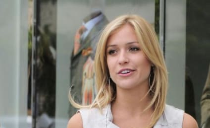 Kristin Cavallari Shops For Underwear