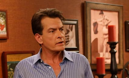 "Charlie Sheen Blasts NBC, Prasies Brian Williams as ""True Patriot"""