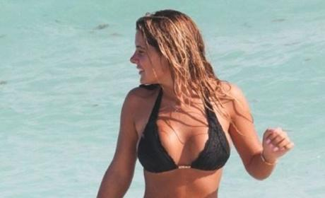 Brielle Zolciak in a Bikini on Instagram