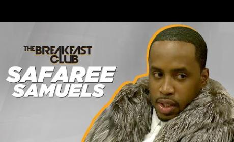 Safaree Samuels on Nicki Minaj Breakup