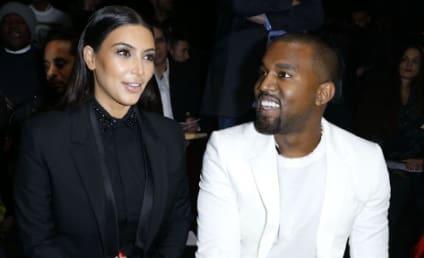Kim Kardashian and Kanye West: Already Married In Paris?!