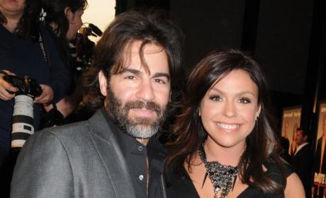 John Cusimano and Rachael Ray