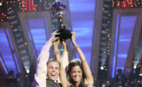 Brooke Burke Wins!