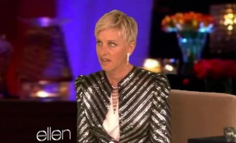 Ellen Inserts Herself Into The Bachelor Drama