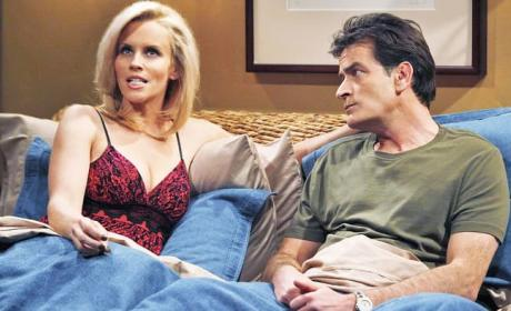 Jenny McCarthy to Charlie Sheen: WTH, Dude?!?