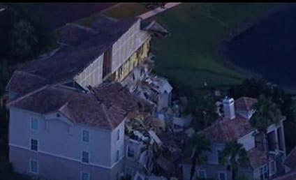 Sinkhole in Florida: Buildings Collapse Near Orlando Theme Park Area