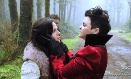 Once Upon a Time Season 4 Finale Sneak Peek: Sinister Snow White!