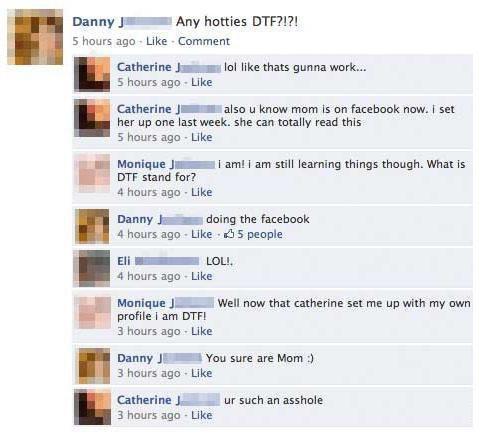 Facebook Fail 1