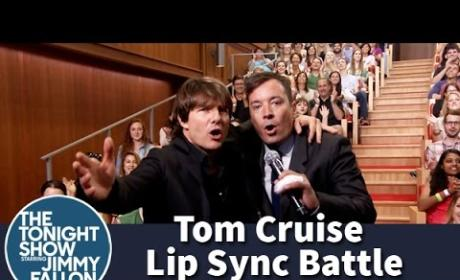 Tom Cruise vs. Jimmy Fallon: The Ultimate Lip-Sync Battle!