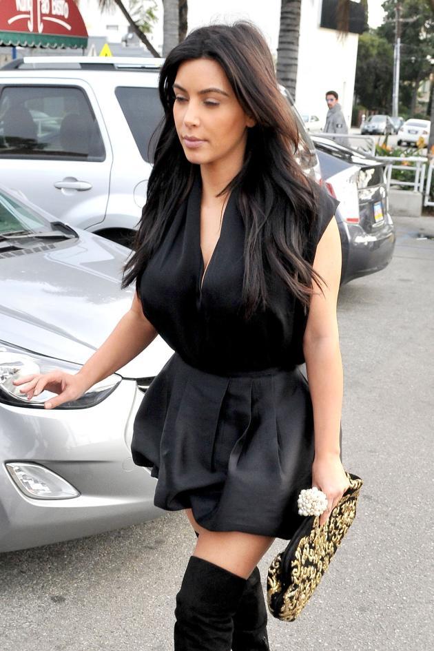 Kim Kardashian Fashion Mistake