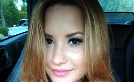 Do you like Demi Lovato as a blonde?