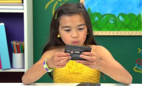 Kids React to Walkman: What the Heck is This?!?