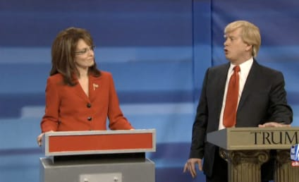 Tina Fey Returns to SNL as Sarah Palin